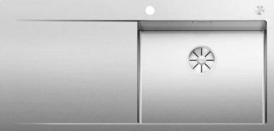 Blanco Flow XL 6 S-IF oppvaskkum / kjøkkenvask håndlaget i Tyskland 521640 - 1810327