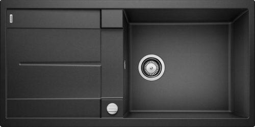 Blanco Metra XL 6 S antrasitt sort farge oppvaskkum kjøkkenvask 515286 1811300