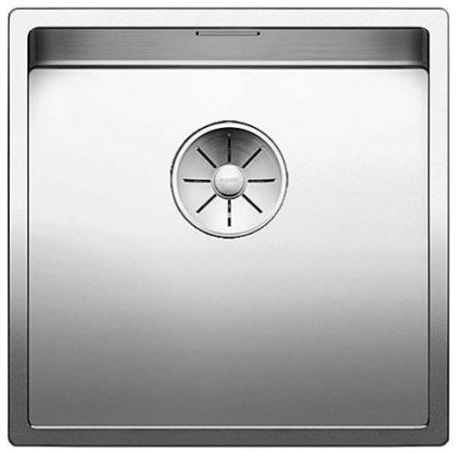 Blanco Claron 400 SteelArt oppvaskkum, Toppmodell, Håndlaget i Tyskland