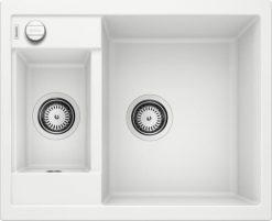 Blanco Metra 6 hvit oppvaskkum kjøkkenvask, vendbar høyre/venstre - 516157 1822016
