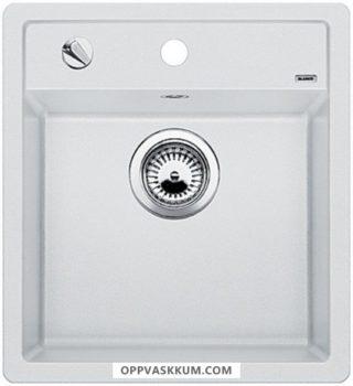 BLANCO BLANCODALAGO 45 - Kjøkkenvask i Silgranit hvit