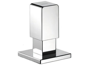 Blanco Levos oppløftshendel i krom - med metall innmat - toppmodell