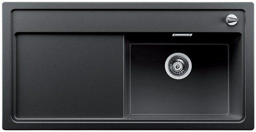 BLANCO BLANCOZENAR XL 6 S - kjøkkenvask i Silgranit Antrasitt - kum høyre