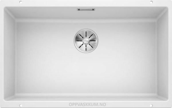 Blanco Subline 700-U hvit oppvaskkum kjøkkenvask for underliming 523446-1827615