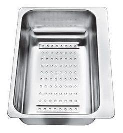 BLANCO BLANCOMETRA 6S - Kjøkkenvask i Silgranit Alumetallic farge - vendbar