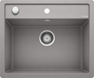 Blanco Dalago 6 kjøkkenvask oppvaskkum i alumetallic grå 1827202 - 514198