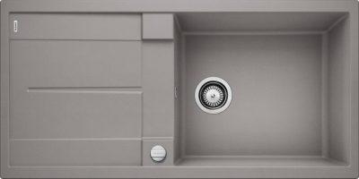 Blanco Metra XL 6 S alumetallic grå farge oppvaskkum kjøkkenvask 515279 1811317Blanco Metra XL 6 S alumetallic grå farge oppvaskkum kjøkkenvask 515279 1811317