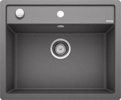 Blanco Dalago 6 lavagrå kjøkkenvask oppvaskkum for 60cm skap 518850-1830226