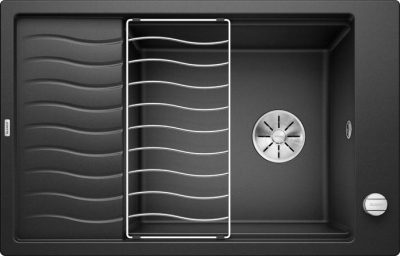 Blanco Elon XL 6 S InFino antrasitt nedfelt kjøkkenvask for 60cm skap 524834 1826311