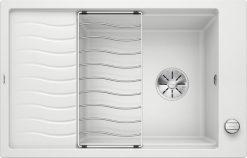 Blanco Elon XL 6 S InFino antrasitt nedfelt kjøkkenvask for 60cm skap 524838 - 1826342