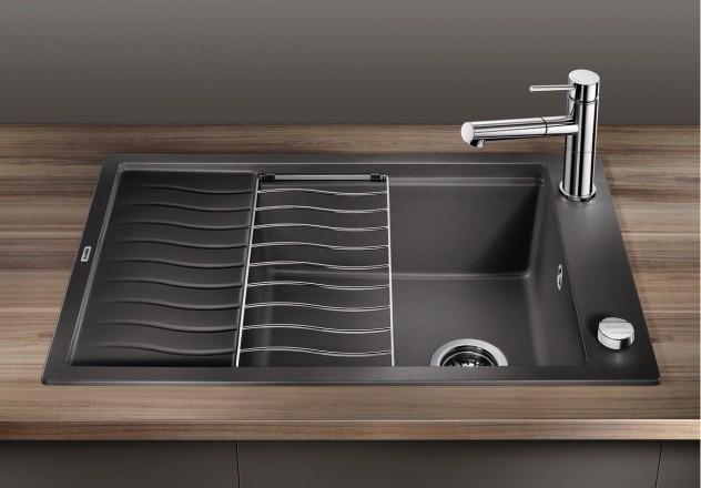 BLANCO BLANCOELON XL 6S – Kjøkkenvask i Silgranit Antrasitt