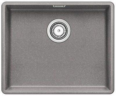Blanco Subline 500-F alumetallic grå - for planliming - 1833500-519811