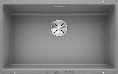 Blanco Subline 700-U Level Alumetallic grå oppvaskkum kjøkkenvask 523454 – 518382 – 1822214