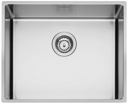 NABER Corno U4 - Kjøkkenvask i rustfritt stål - for underliming
