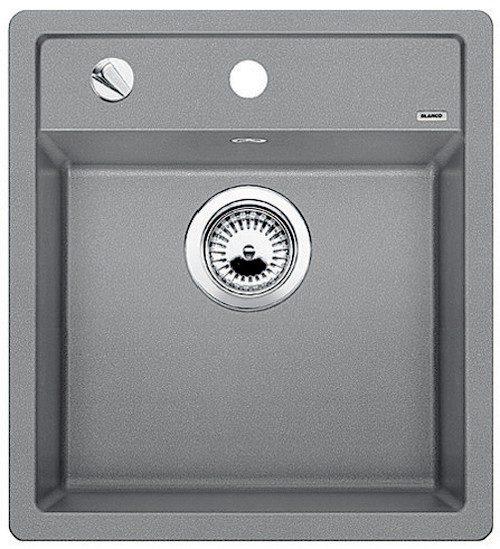 BLANCO BLANCODALAGO 45 - Kjøkkenvask i Silgranit Alumetallic
