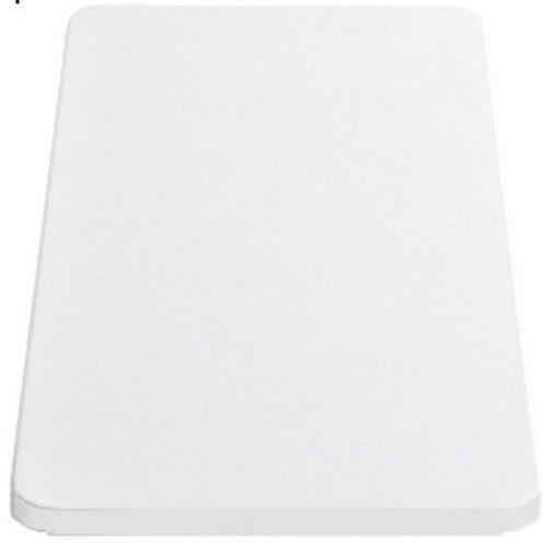 BLANCO UNIVERSAL SKJÆREFJEL i kraftig kunststoff - hvit farge