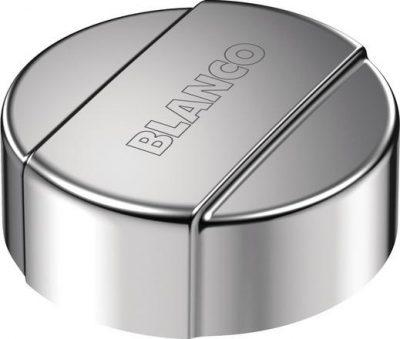 Blanco hendel i metall og krom, toppmodell for oppvaskkum og kjøkkenvask - 119293 - 1859425