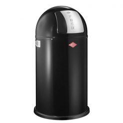 Wesco Pushboy Design avfallsbøtte med 50 liters kapasitet