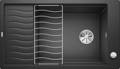 Oppvaskkum - Blanco Elon XL 8 S antrasitt farge 1811218-524860