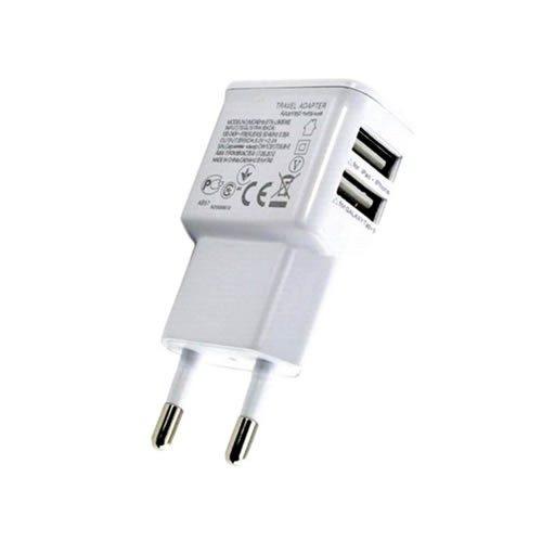 USB hurtiglader - passer i Evoline El-søyle - 2 uttak - 2000 mA