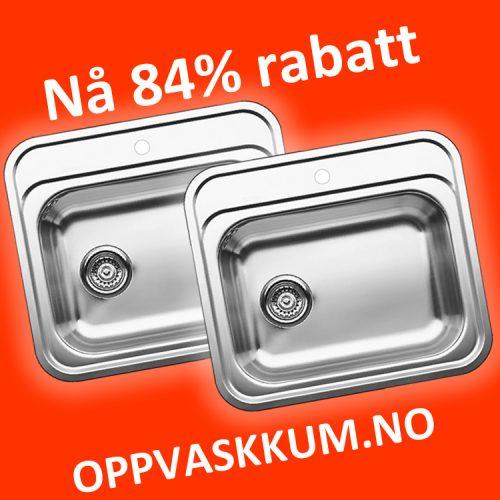 Oppvaskkum 84% Rabatt Blanco Dana IF Microkant - 514646 - 1814769