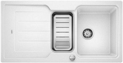 Blanco classic neo hvit oppvaskkum / kjøkkenvask