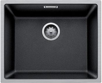 BLANCO Subline 500 U Steelframe Silgranitt Antrasitt kjøkkenvask