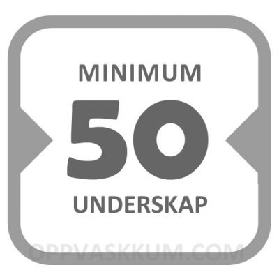 Oppvaskkum / kjøkkenvask for 50cm underskap