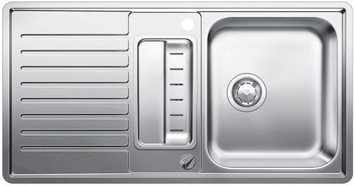 BLANCO Classic Pro 5 S IF med microkant oppvaskkum kjøkkenvask