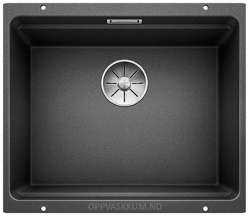 Blanco Etagon 500-U i antrasitt sort farge oppvaskkum kjøkkenvask for underliming 522227-1821705