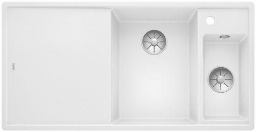 Blanco Axia Hvit oppvaskkum kjøkkenvask