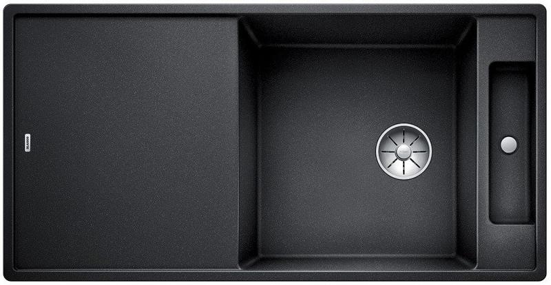 Blanco Axia III XL 6S oppvaskkum / kjøkkenvask i silgranitt antrasitt farge