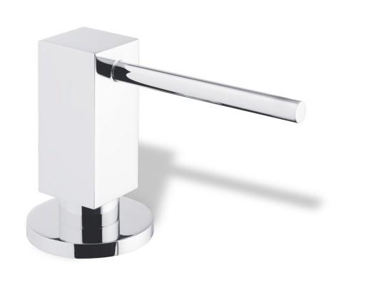 Over 70% rabatt på SCHOCK Design såpedispenser for innfelling i benkeplate eller vask.