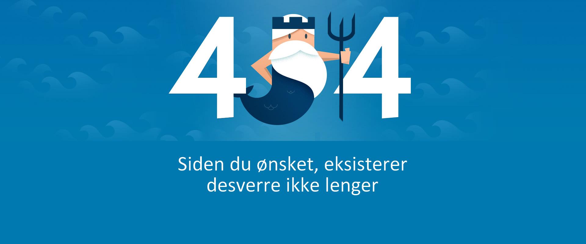 oppvaskkum 404 - Siden eksisterer ikke