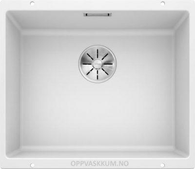 Blanco Subline 500-U InFino Hvit oppvaskkum kjøkkenvask -523436 -1825055