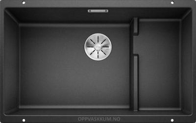 Blanco Subline 700-U Level Antrasitt oppvaskkum kjøkkenvask 523452 – 518381 – 1822207