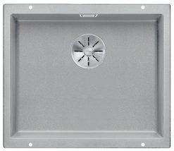 Blanco Subline 500-U kjøkkenvask i alumetallic grå farge - 523434-1844940