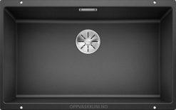 Blanco subline 700-U antrasitt farge oppvaskkum kjøkkenvask for underliming 523442 -1827677
