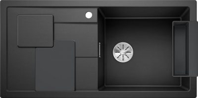 Blanco Sity XL 6 S oppvaskkum i antrasitt farge 525048 1810808
