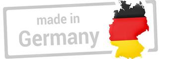 oppvaskkum og kjøkkenbatteri laget i Tyskland