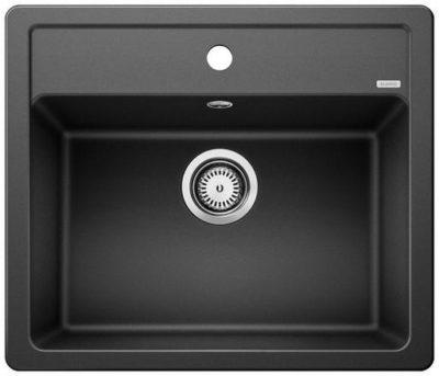 Blanco Legra 6 oppvaskkum / kjøkkenvask i antrasitt sort farge - Tysk superkvalitet