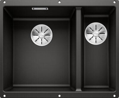 Blanco Subline 340/160-U underlimt dobbel kum i sort/svart farge 525985 1836341